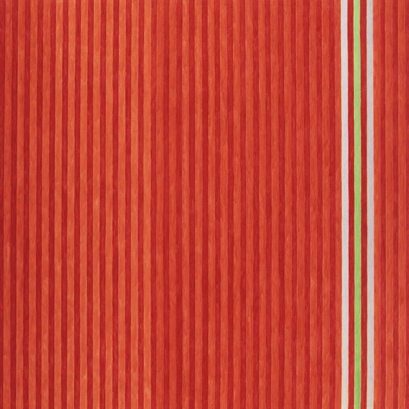 Red Devil by Gene Davis
