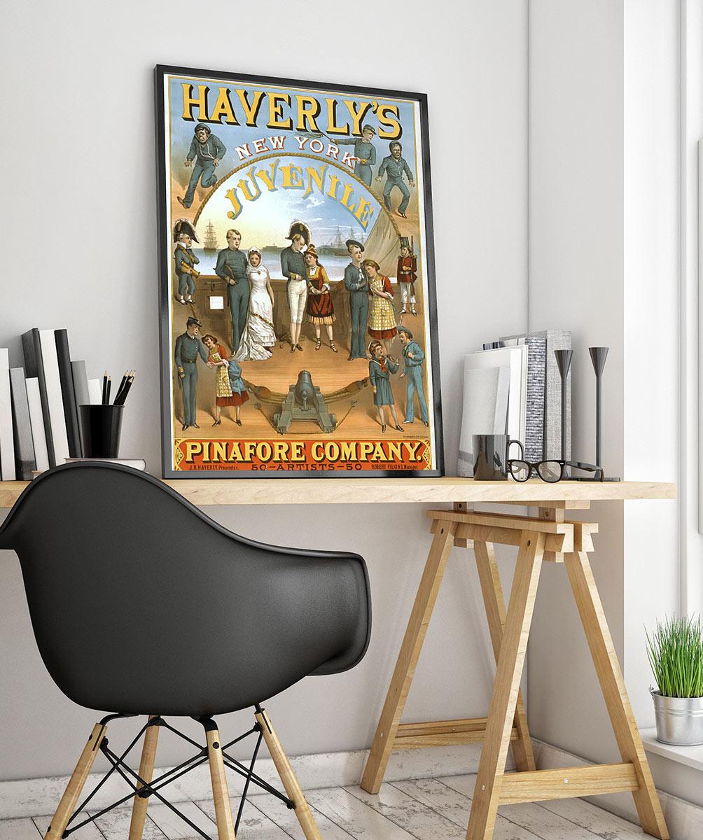6wpa Advertisingd Vintage Advertisement Poster
