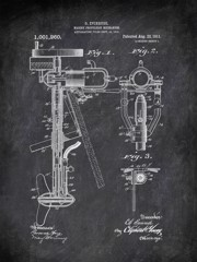 Marine Propulsion Mechanibm O Evinrude 1911 Tools by Patent