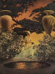 Prince Agib Illustration 2 by Maxfield Parrish