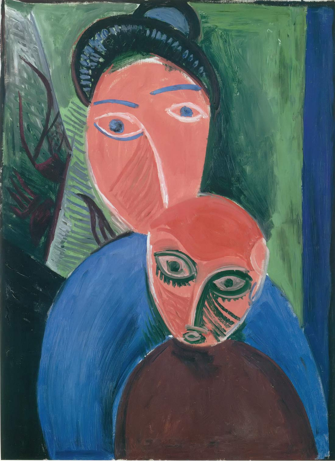 Mother And Child Pablo Picasso