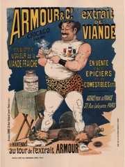 Armour & Co Albert Guillaume - Les Maitres De L Affiche