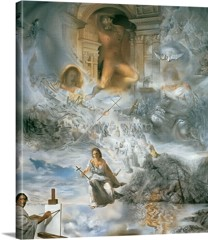 The Ecumenical Council by Dali