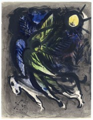 The Angel Marc Chagall