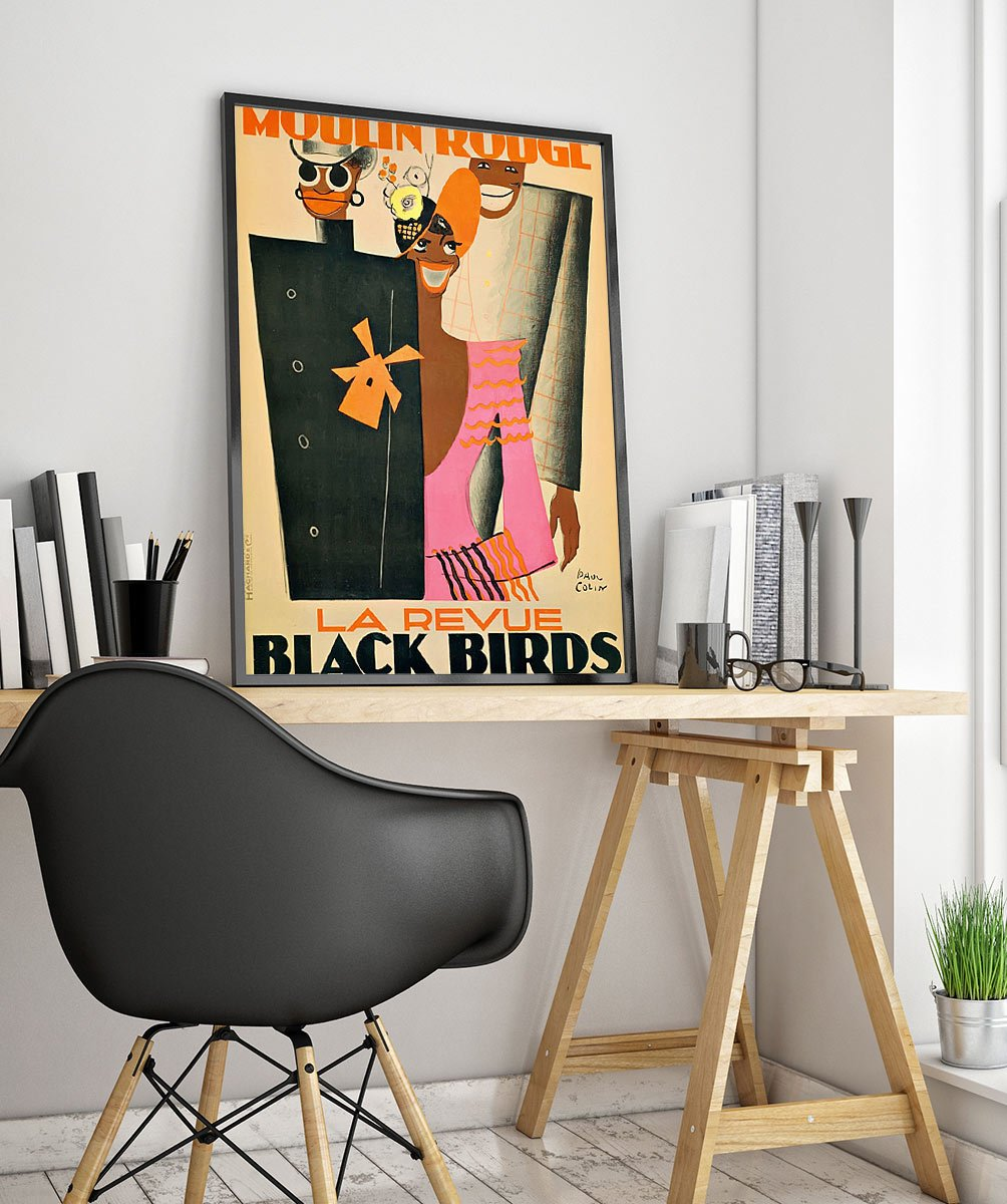 22fashion Art Deco Poster