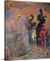 The Hallucinogenic Toreador by Dali