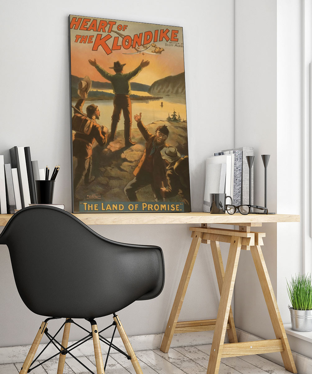 Wpafineartc Vintage Advertisement Poster