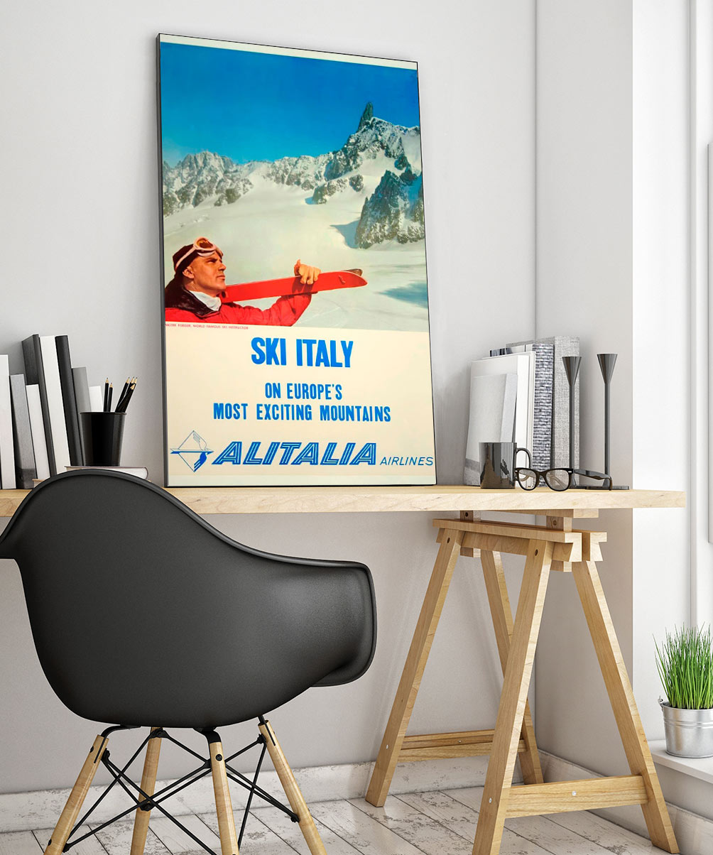 3wpasportsa Vintage Advertisement Poster