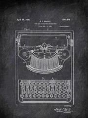 Type Bar Guide For Typewriters F Brandt 1926 Technology by Patent