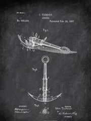 Anchor J Tiebout 1887 Activities by Patent