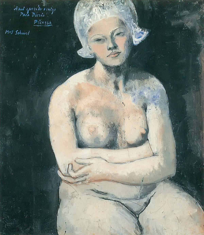 The Beautiful Dutch Woman Pablo Picasso