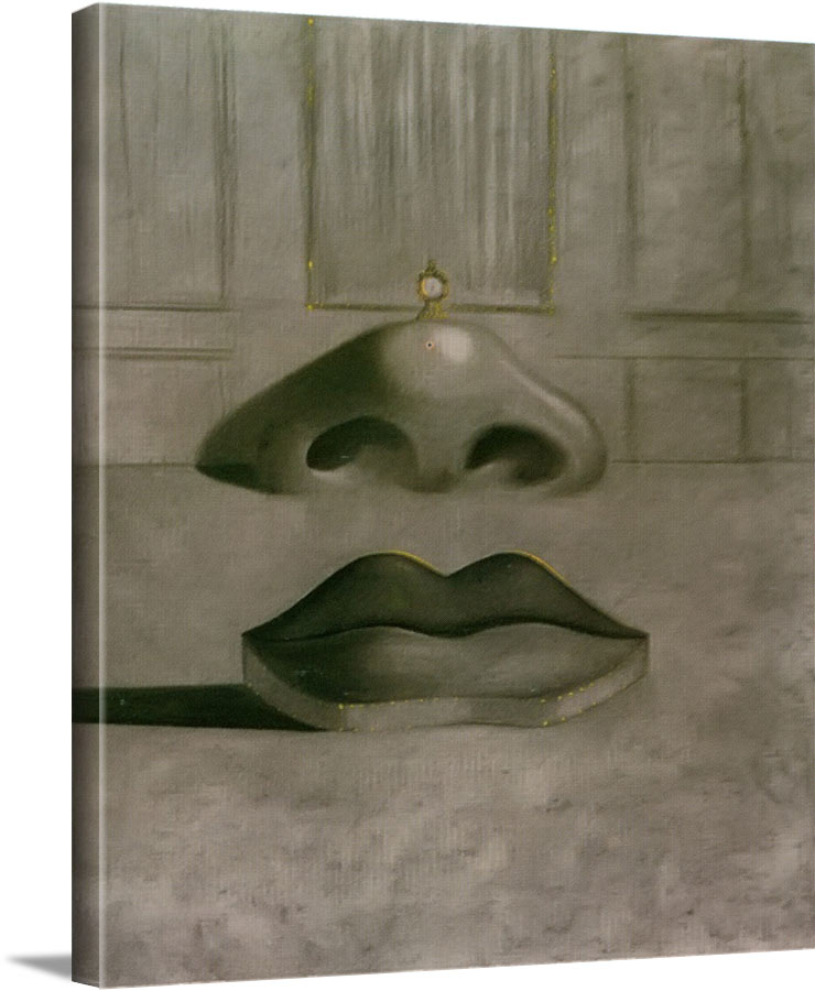 Birth Of The Paranoiac Furnishings by Dali