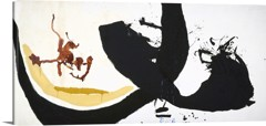 Black On White by Robert Motherwell