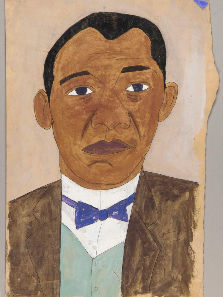 Booker T. Washington William H Johnson