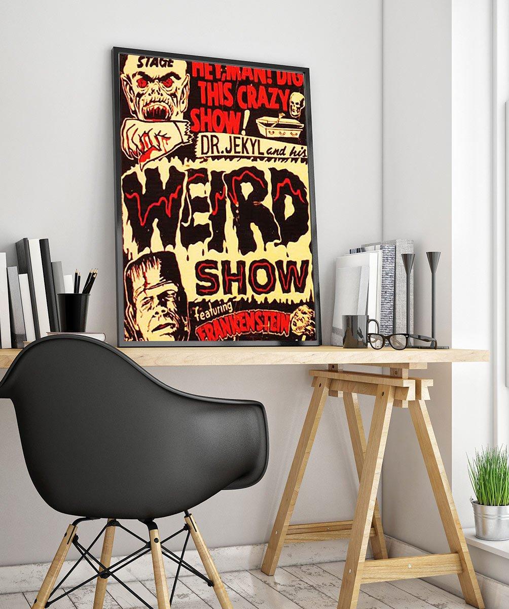 22wpamoviesa Vintage Advertisement Poster