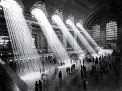 Grand Central Station 1934 by Bw Photography