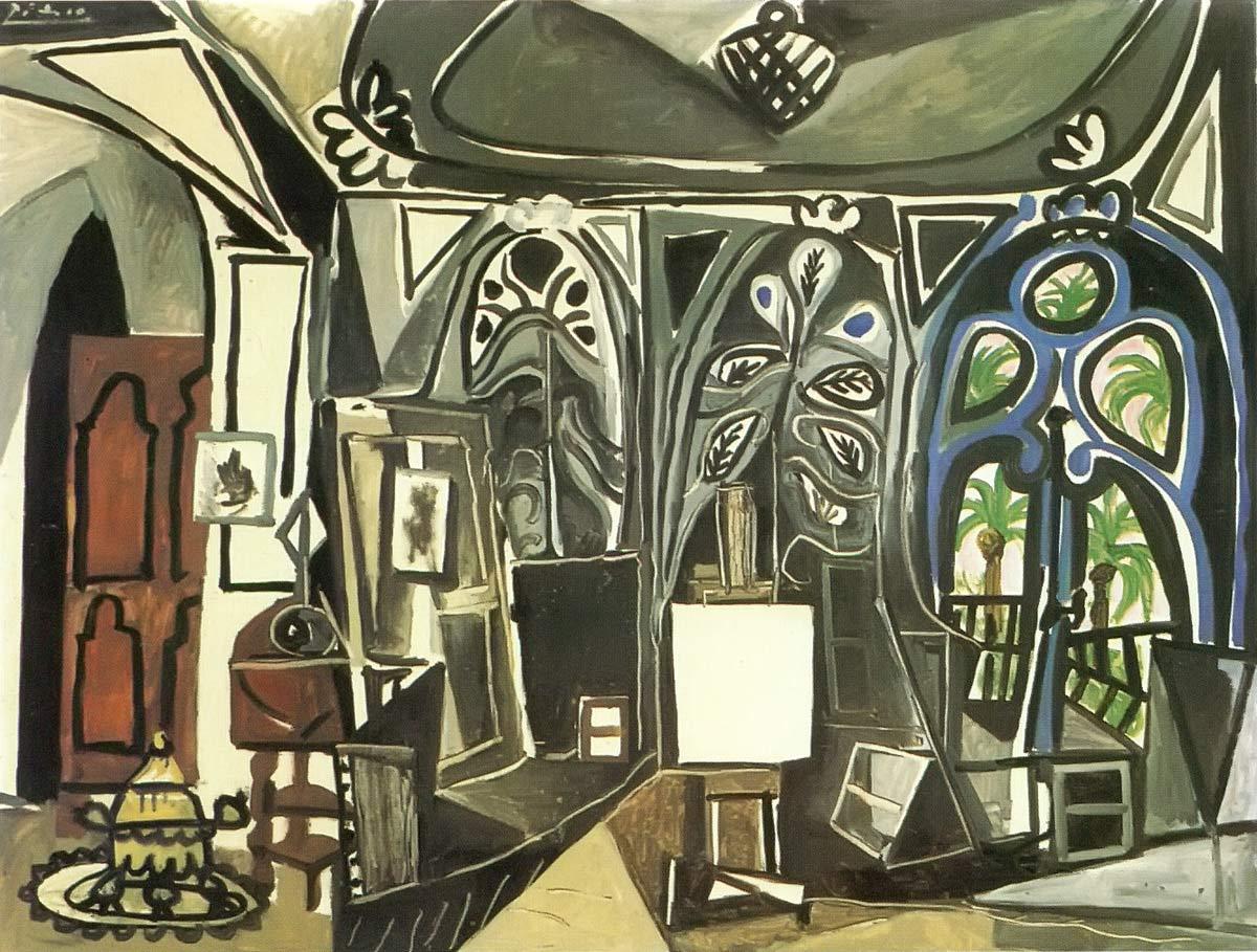 The Studio 1956 Pablo Picasso