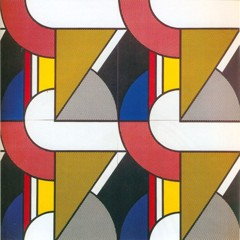 Modular Painting With Four Panels No by Roy Lichtenstein