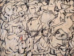 Attic by Willem De Kooning