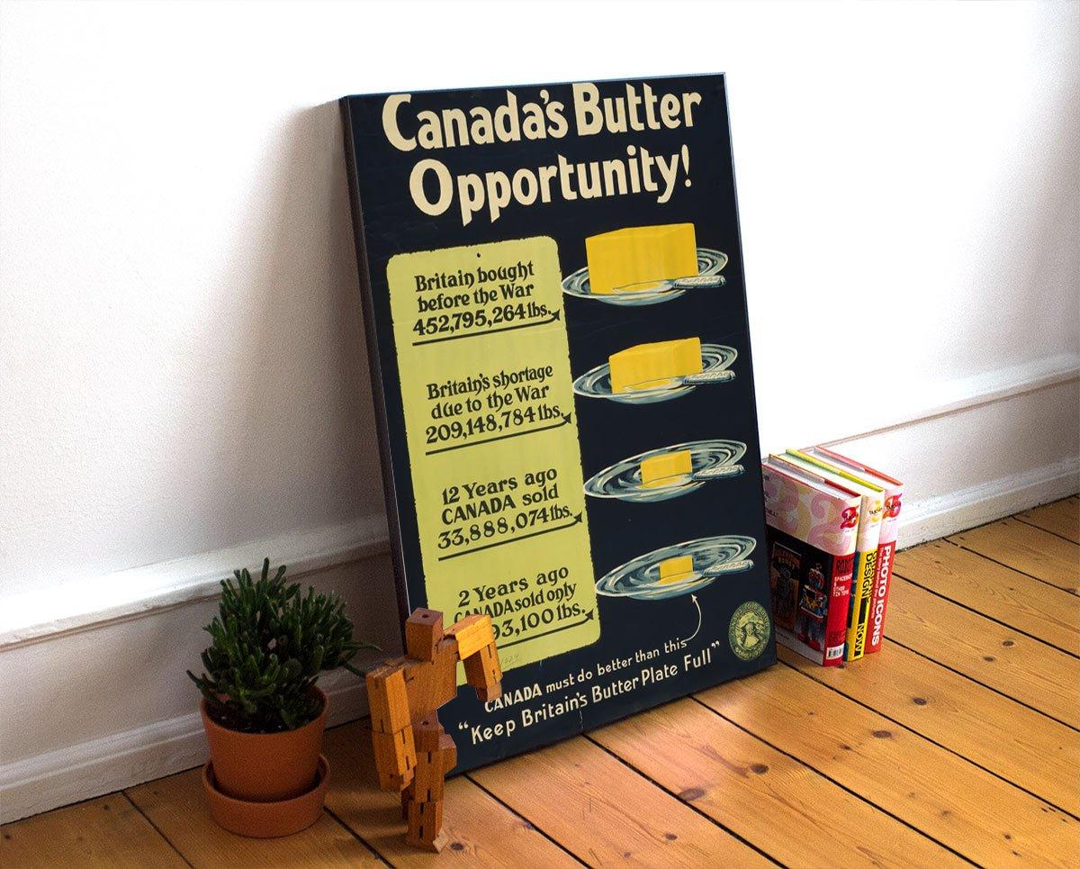 77wpa Advertising Vintage Advertisement Poster