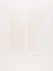 Canto I 1963 by Barnett Newman