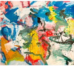 Untitled V by Willem De Kooning