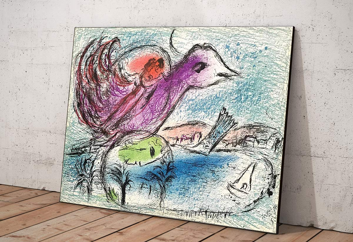 La Baie Marc Chagall