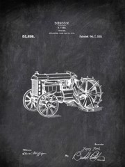 Tractor H Ford 1919 Tools by Patent