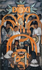 Offering by Diego Rivera
