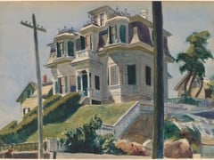 Haskell's House by Edward Hopper