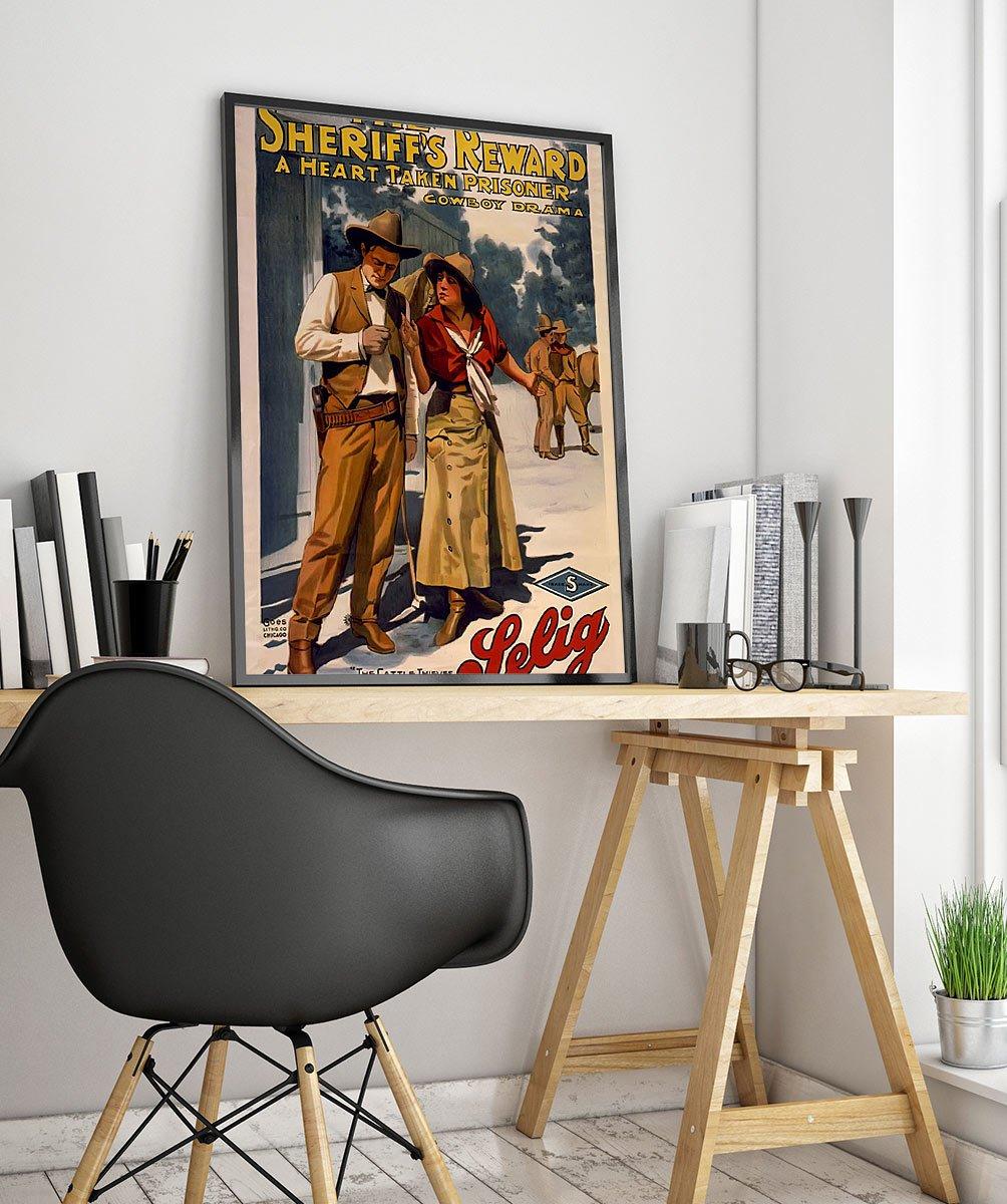 94Vintage Movie Poster