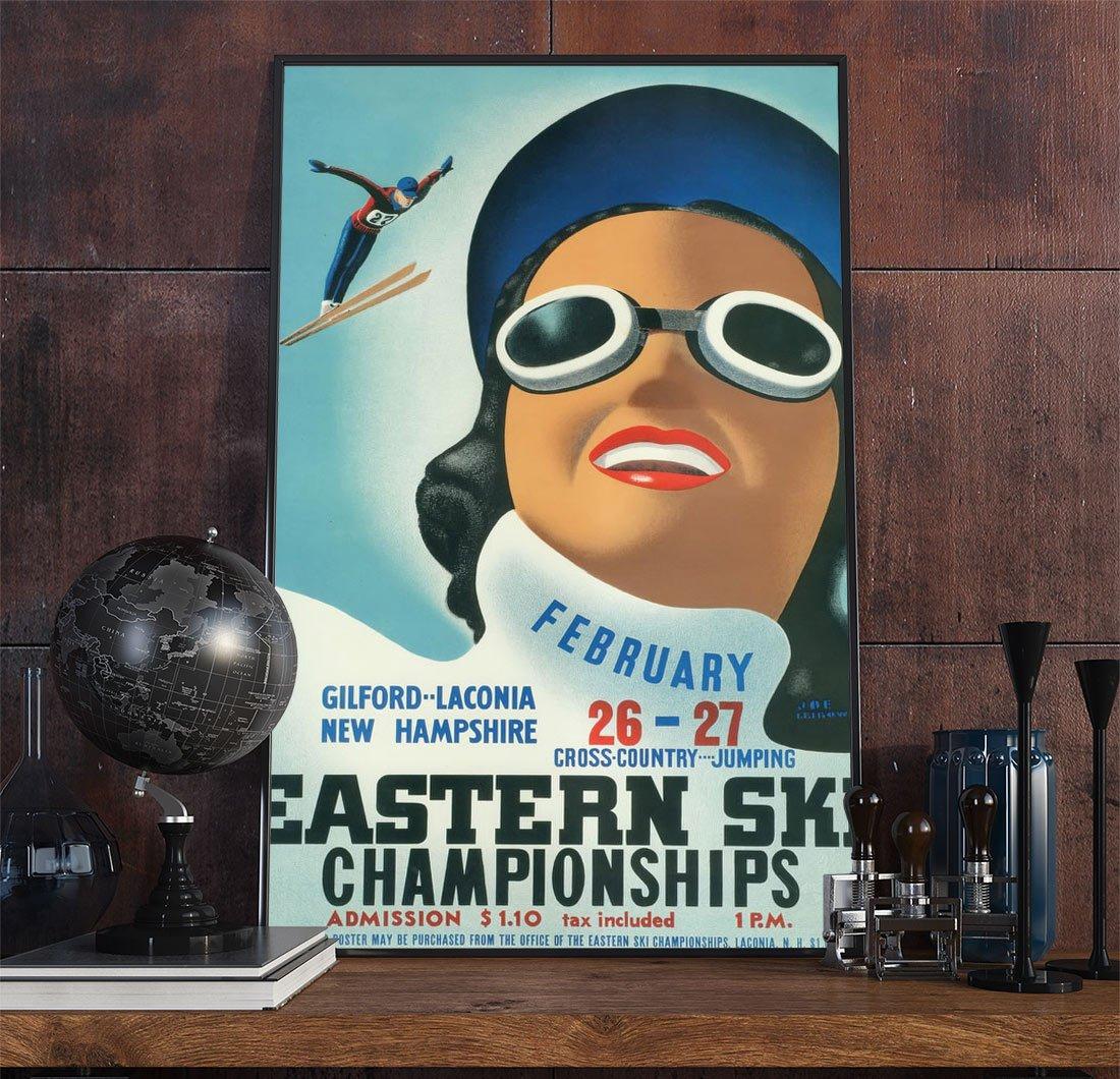 23leisure Art Deco Poster