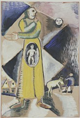 Maternity Marc Chagall