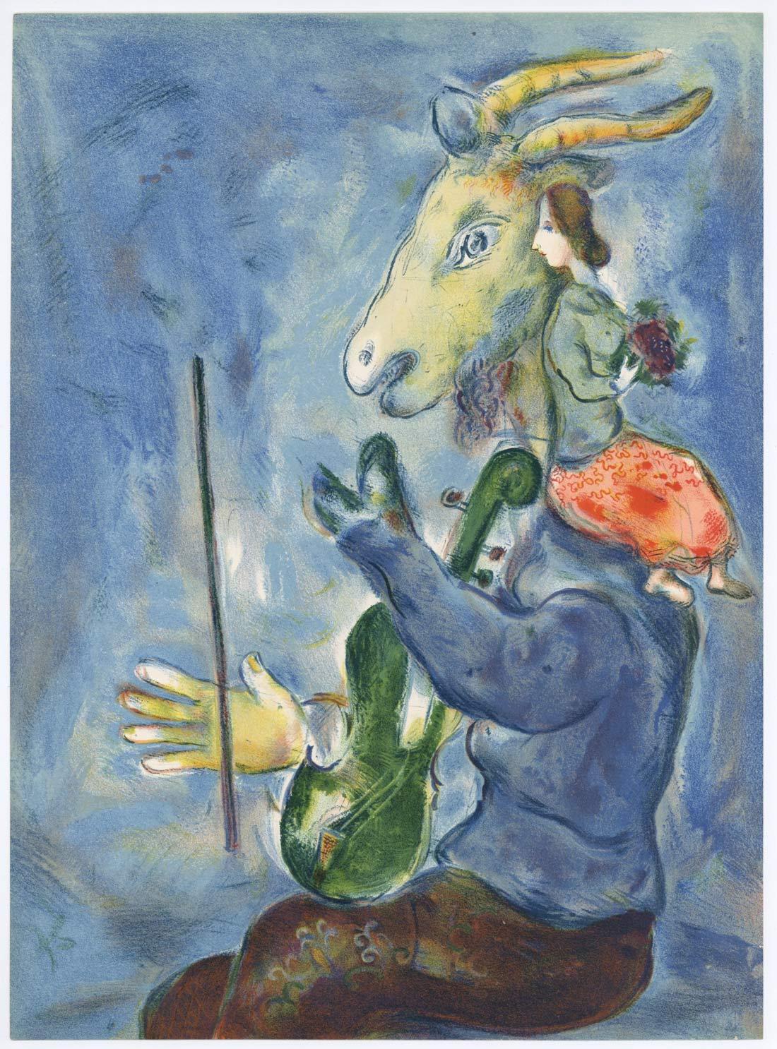 Printemps Marc Chagall