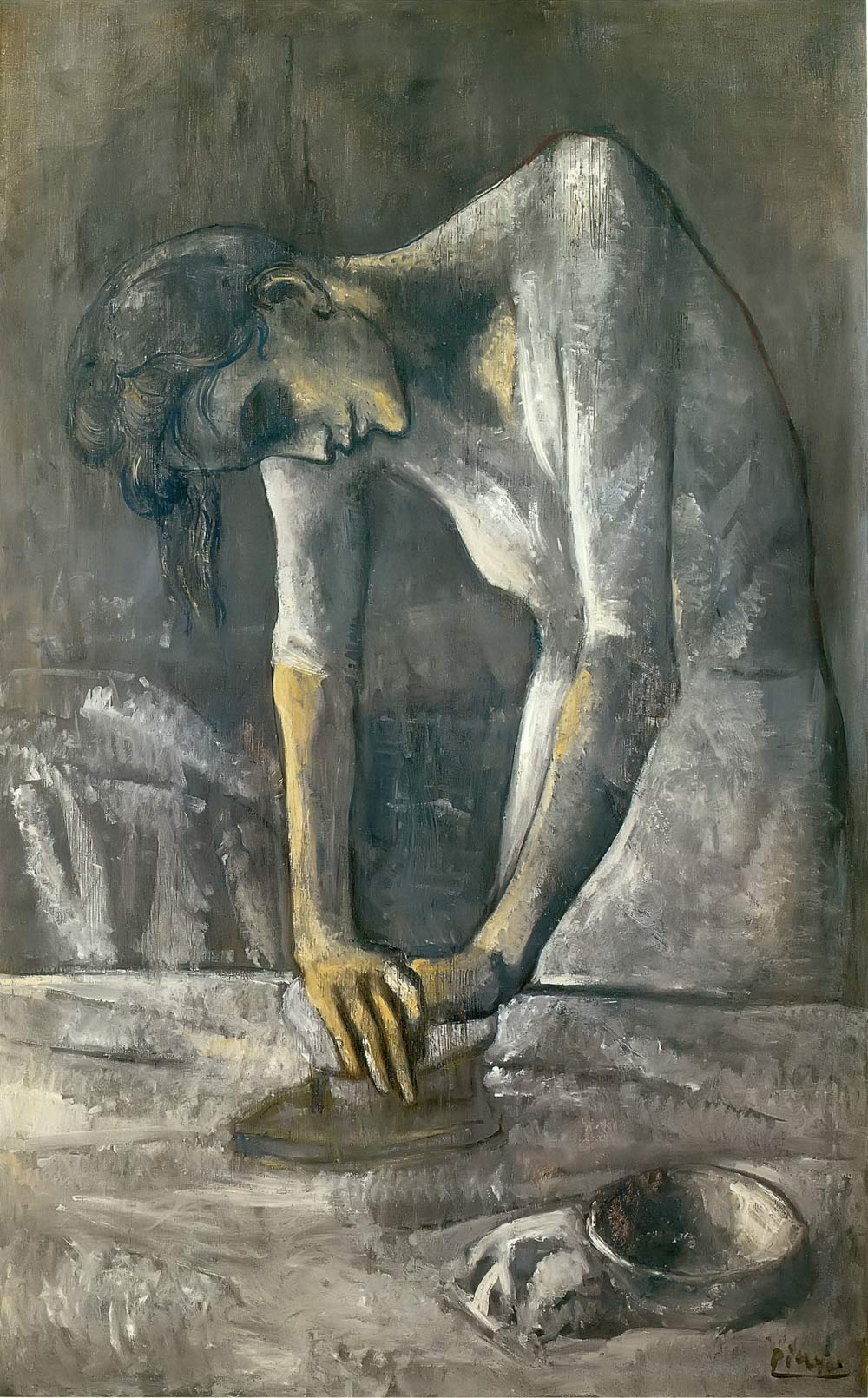 Woman Ironing Pablo Picasso