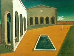 The Delights Of The Poet by Giorgio De Chirico