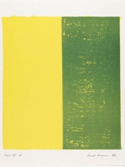 Canto Xii 1964 by Barnett Newman