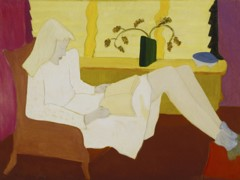 Adolescence by Milton Avery