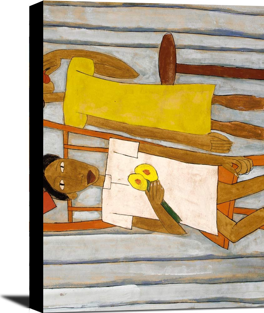 Going Out William H Johnson