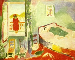 Interior At Colliourel The Siesta by Henri Matisse