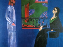 Conversation by Henri Matisse