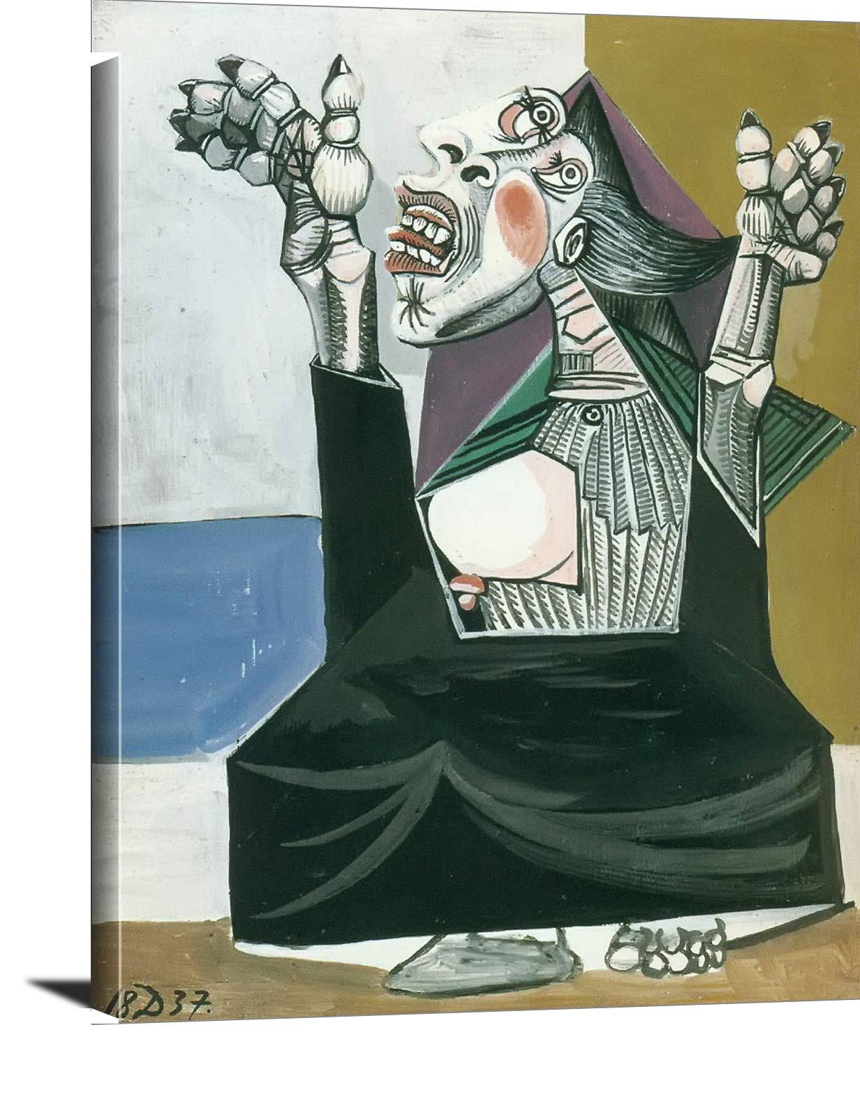 The Suppllicant 1937 Pablo Picasso