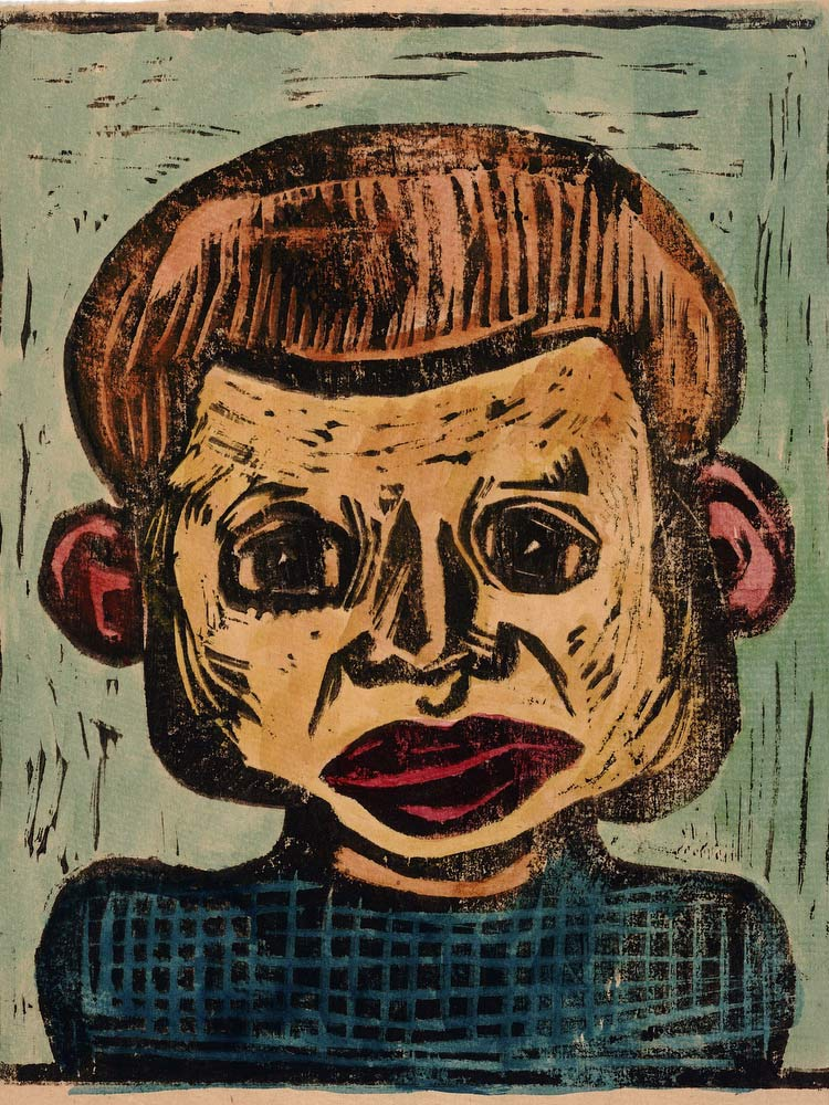 Refugee Boy William H Johnson