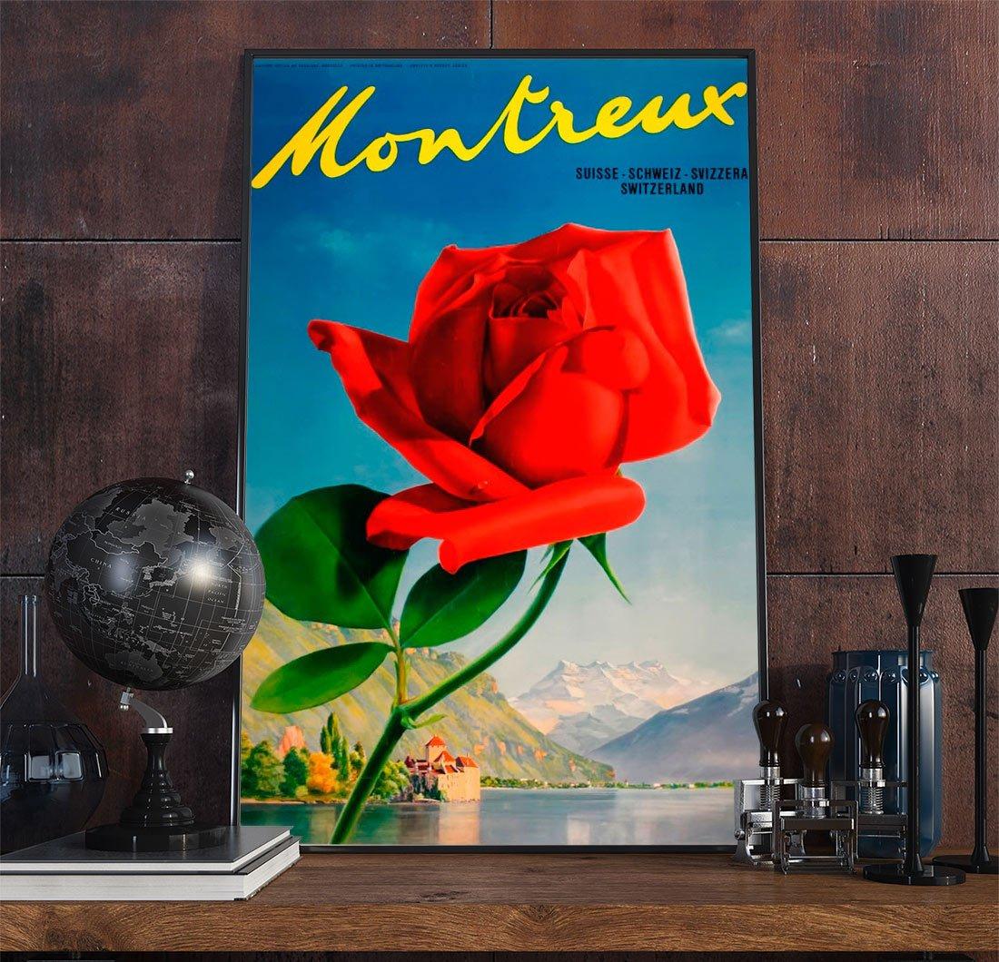23wpatravela Vintage Advertisement Poster