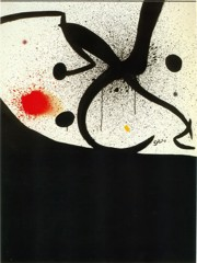 Bird Insect Constellation1974 by Joan Miro