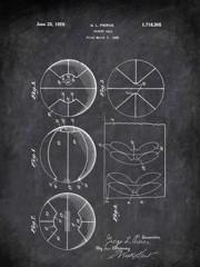 Basket Ball G Lll Ierce 1928 Activities by Patent
