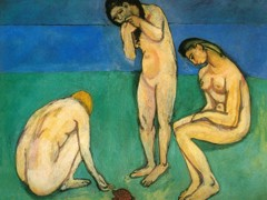 Bathers With A Turtle by Henri Matisse
