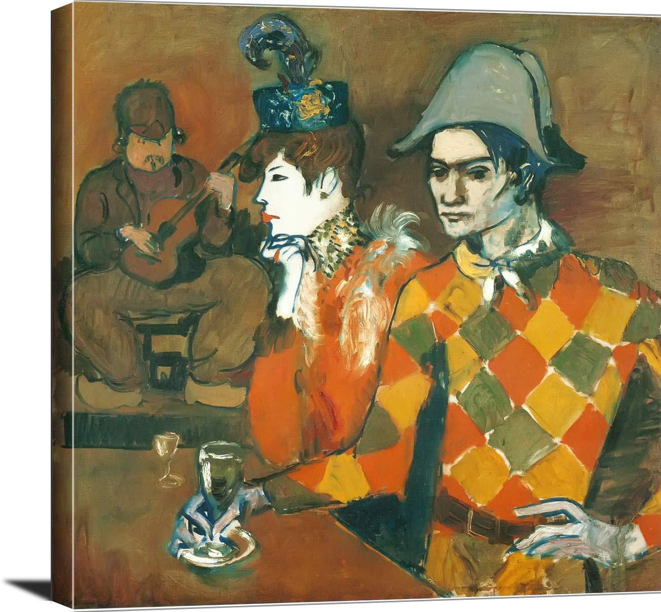 Au Lapin Agile Pablo Picasso