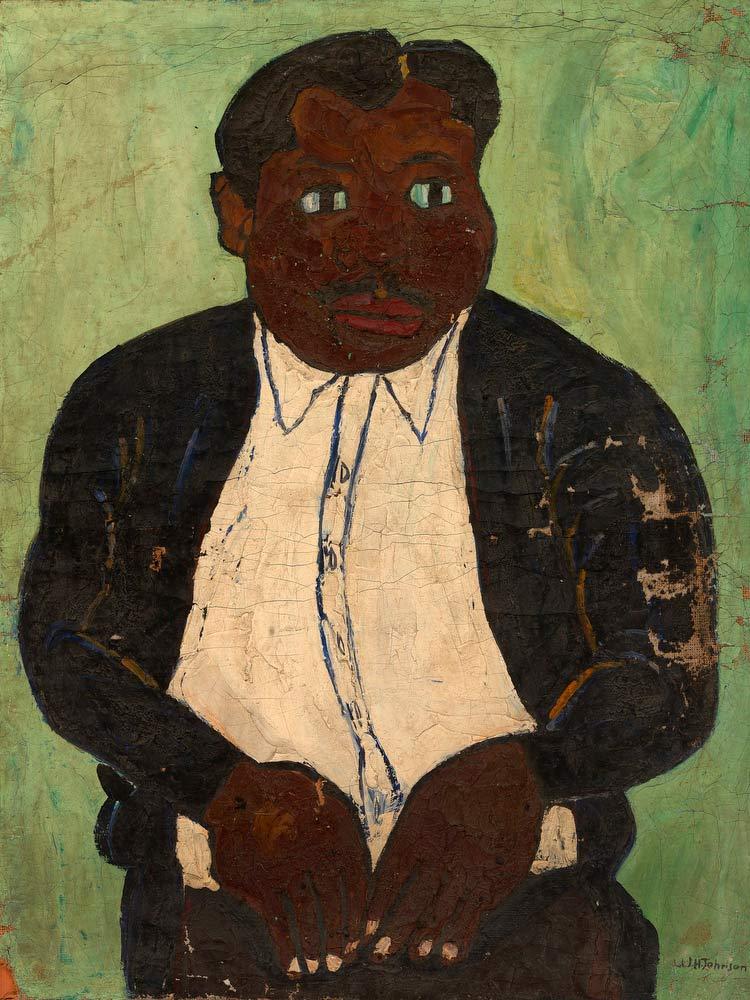 Lame Man William H Johnson