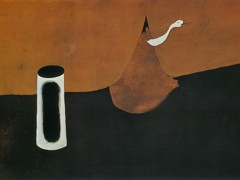 Landscape With Snake 1927 by Joan Miro